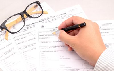 How to Complete and File Form I-539